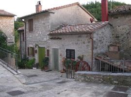 Casette degli Avi, Rocchette di Fazio (Semproniano yakınında)