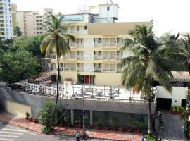 Hotel Metro Palace, Мумбай (рядом с городом Bāndra)