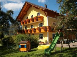 Pension Pühringer, Mondsee (Hof yakınında)