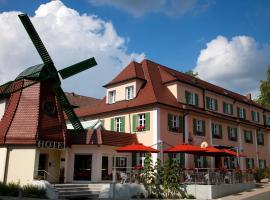 Hotel Restaurant zur Windmühle