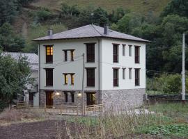 Casa Muniellos, Moal (Moncó yakınında)