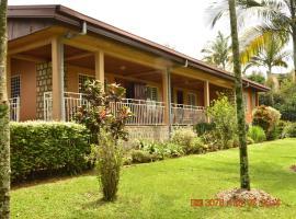 Zwinkels Guest House Bamenda, Bamenda (Belo yakınında)