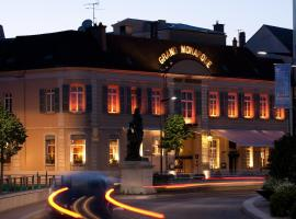 Best Western Premier Grand Monarque Hotel & Spa, Chartres