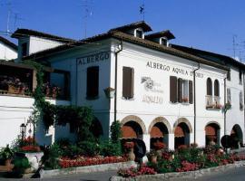Hotel Arnaldo Aquila D'oro, Rubiera