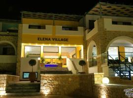 Elena Village, Kalymnos