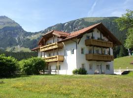 Appartementhaus Egghof, Berwang (Near Heiterwang)