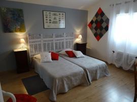 Une chambre en ville, Savigneux
