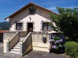 Casa El Trabeseo, San Martín de Luiña