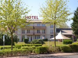 Best Hotel Hagondange, Агонданж (рядом с городом Talange)