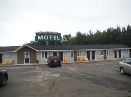 Motel Beausejour, Neguac (Tracadie yakınında)