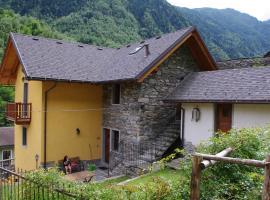 Erebia Appartamenti Vacanza, Villadossola