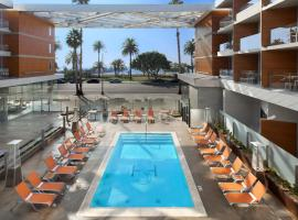 Featured Hotels Near Santa Monica Pier Show Map S Hotel