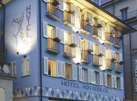 Hotel Aquadolce, Verbania