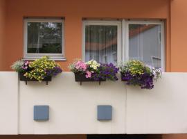 Ferienwohnung Markmann, Schwabach (Dechendorf yakınında)