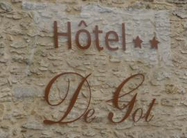 Hotel de Got, Виландро (рядом с городом Villemegea)