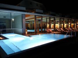 Hotel und Restaurant Am Peenetal, Liepen (Lüssow yakınında)