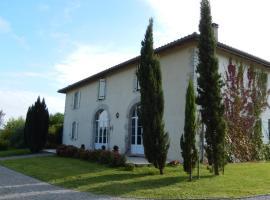 Le Clos Larroze, Pouillon (рядом с городом Labatut)