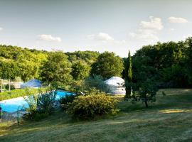 Natura Lodge, Barjac
