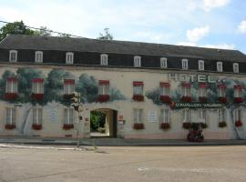 Citotel Avallon Vauban, Аваллон (рядом с городом Во-де-Люньи)