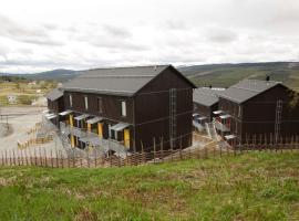 Funäs Ski Lodge, Funäsdalen (nära Bruksvallarna)