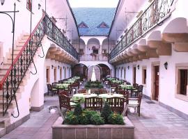Hotel Stela, Levoča