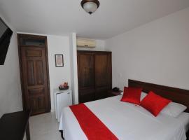 Hotel San Julian, Buga