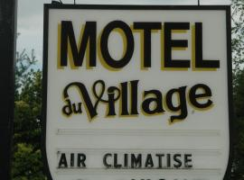 Motel Du Village, Eastman