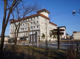 Oyado Kinkiyu, Teshikaga (Kawayu yakınında)