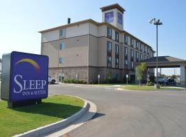 Sleep Inn & Suites Elk City