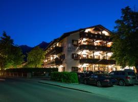 Hotel Romantik Krone, Reutte (Hinterbichl yakınında)