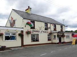 Prince of Wales Inn, Rhymney