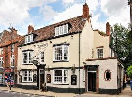 The Gillygate Pub With Rooms