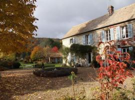 Les Jardins de L'Aulnaie, Fontaine-sous-Jouy (рядом с городом Autheuil)