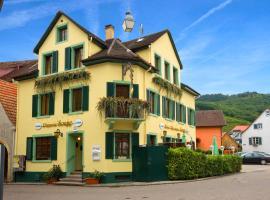 Hotel Sonne, Staufen im Breisgau (nära Ballrechten)