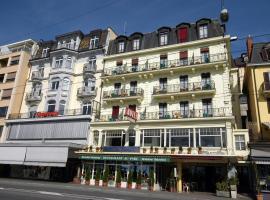 Hotel Parc & Lac, Montreux