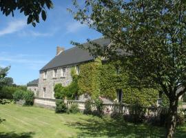 Bayeux Guest Room Le Vivier, Castillon (рядом с городом Planquery)