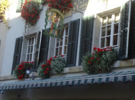 Hotel zum alten Schweizer, Twann