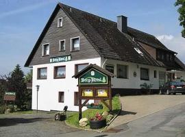 Berg-Hotel Hohegeiß, Hohegeiß