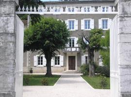 La Saudade, Saint-Péray