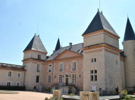 Chateau Saint Marcel, Боэ (рядом с городом Кастелькюлье)