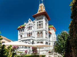 Hotel Villa Rosario, Ribadesella