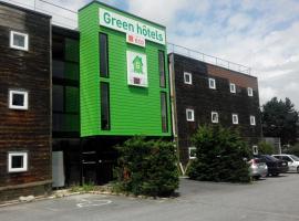 Green Hotels Fleury Merogis, Флёри-Мерожис (рядом с городом Savigny-sur-Orge)