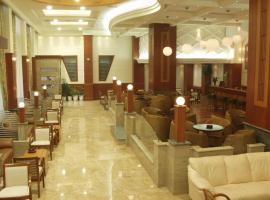 Elpida City Hotel, Серраи