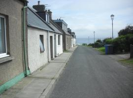 Seaside Holiday Cottage Embo, Embo (рядом с городом Littleferry)