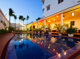 Overflow Guesthouse, Siem Reap