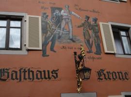 Die Krone, Staufen im Breisgau (nära Ballrechten)