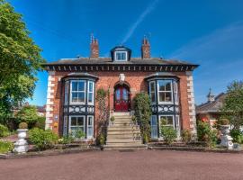 Brooklands Lodge, Sale