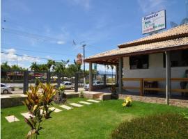 Pousada Vista Alegre, Guaratinguetá (Lorena yakınında)