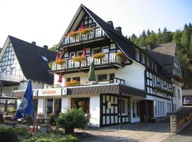 Pension & Ferienhaus Latröpchen, Schmallenberg (Jagdhaus yakınında)