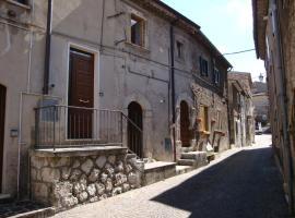 Lovely Mountain House, Scanno (Villalago yakınında)